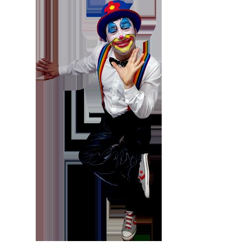 Clown puzzetta new age animazione & spettacolo