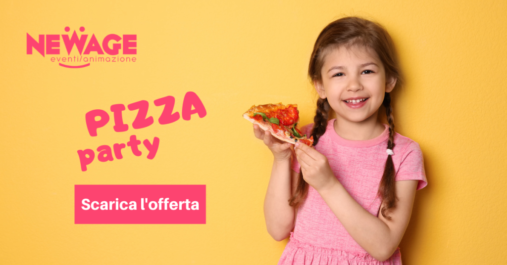 Pizza Party Offerta