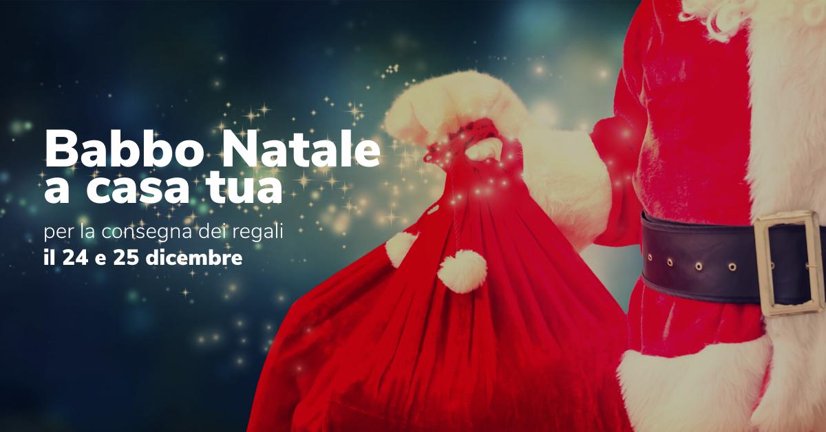 Babbo Natale Regali